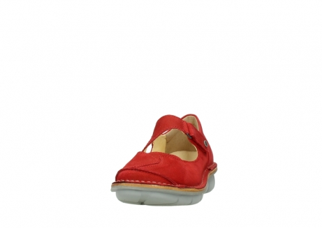 wolky mary janes 08389 cordoba 10500 red nubuck_20