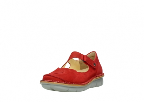 wolky mary janes 08389 cordoba 10500 red nubuck_21