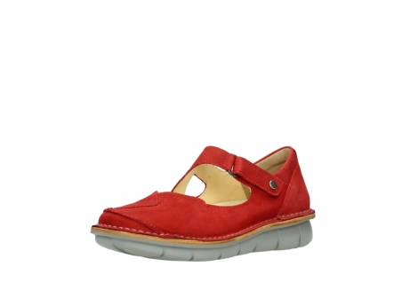 wolky mary janes 08389 cordoba 10500 red nubuck_22