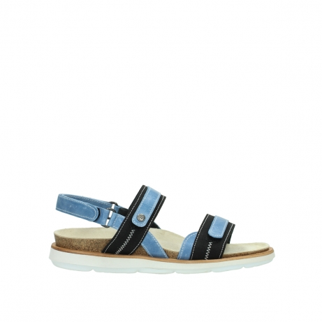 wolky sandalen 08479 dolomite 30820 denim leather