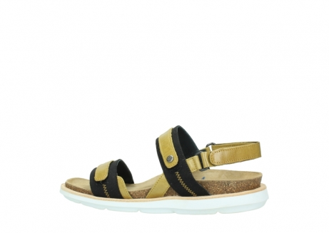 wolky sandalen 08479 dolomite 30920 light yellow leather_2