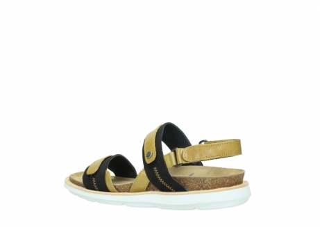 wolky sandalen 08479 dolomite 30920 light yellow leather_3