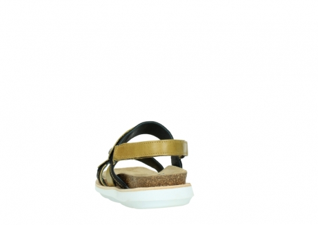 wolky sandalen 08479 dolomite 30920 light yellow leather_6