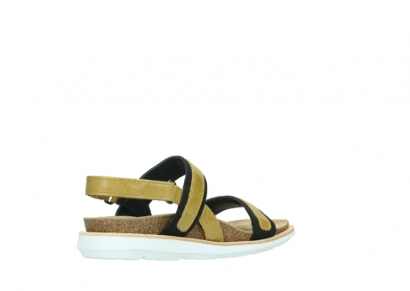 wolky sandalen 08479 dolomite 30920 light yellow leather_10