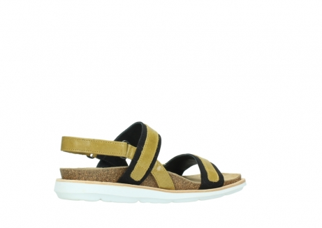 wolky sandalen 08479 dolomite 30920 light yellow leather_11