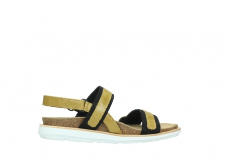 wolky sandalen 08479 dolomite 30920 light yellow leather_12