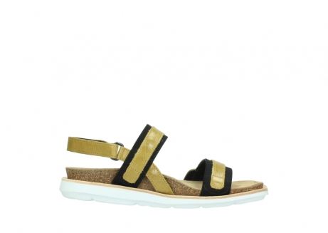 wolky sandalen 08479 dolomite 30920 light yellow leather_13