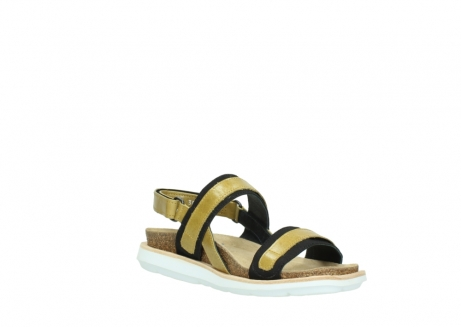 wolky sandalen 08479 dolomite 30920 light yellow leather_16