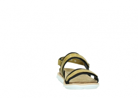 wolky sandalen 08479 dolomite 30920 light yellow leather_18