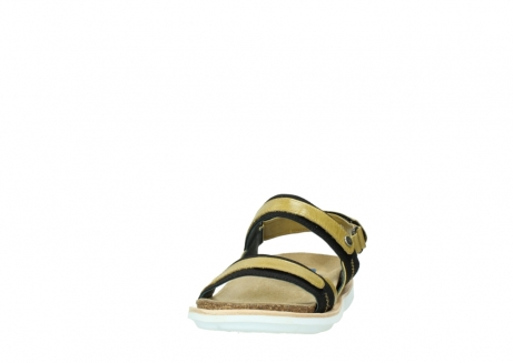 wolky sandalen 08479 dolomite 30920 light yellow leather_20