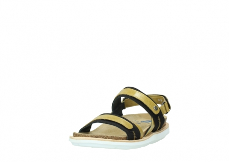 wolky sandalen 08479 dolomite 30920 light yellow leather_21
