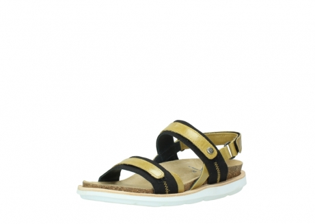 wolky sandalen 08479 dolomite 30920 light yellow leather_22