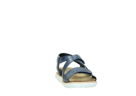 Wolky Schuhe 08480 Sunstone in weiss Lackleder bequem online