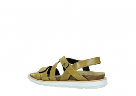 wolky sandalen 08480 sunstone 30920 light yellow leather_3