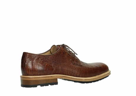 wolky lace up shoes 09403 turin 90430 cognac croco leather_3
