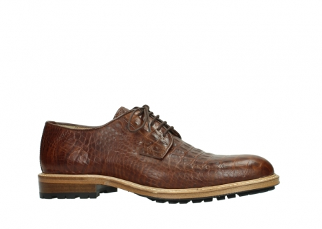 wolky lace up shoes 09403 turin 90430 cognac croco leather_24
