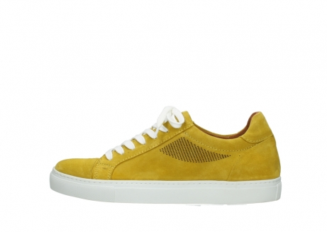 wolky lace up shoes 09480 francesco 40900 yellow suede_1