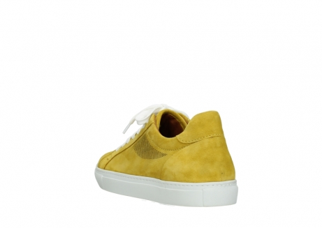 wolky lace up shoes 09480 francesco 40900 yellow suede_5