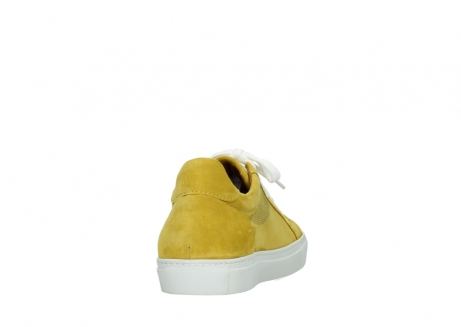 wolky lace up shoes 09480 francesco 40900 yellow suede_8