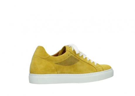 wolky lace up shoes 09480 francesco 40900 yellow suede_11