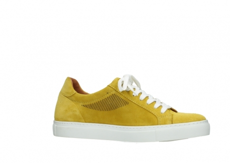 wolky lace up shoes 09480 francesco 40900 yellow suede_14