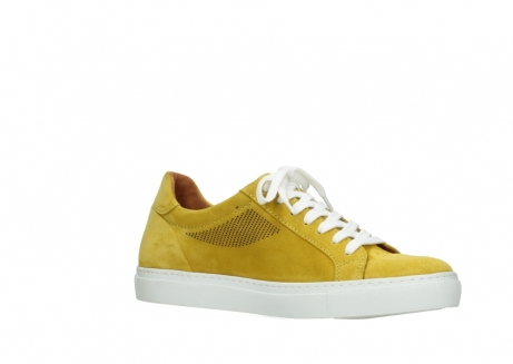 wolky lace up shoes 09480 francesco 40900 yellow suede_15
