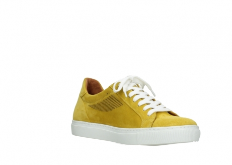 wolky lace up shoes 09480 francesco 40900 yellow suede_16