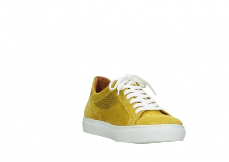 wolky lace up shoes 09480 francesco 40900 yellow suede_17