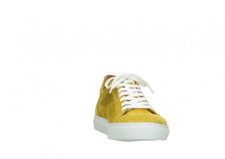 wolky lace up shoes 09480 francesco 40900 yellow suede_18