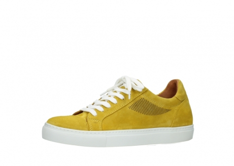 wolky lace up shoes 09480 francesco 40900 yellow suede_23