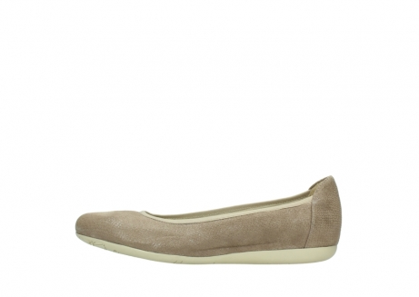 wolky ballerinas 00110 tampa 20150 taupe leder_1