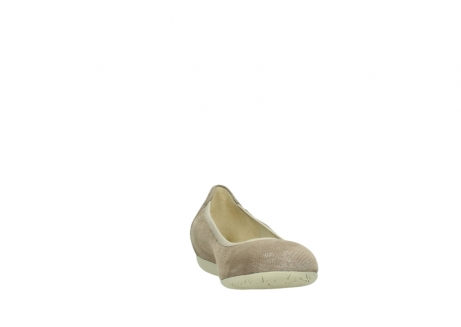 wolky ballerinas 00110 tampa 20150 taupe leder_18
