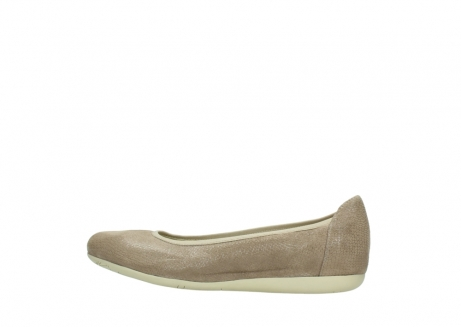 wolky ballerinas 00110 tampa 20150 taupe leder_2