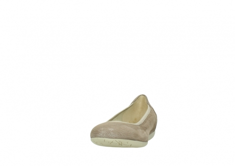 wolky ballerinas 00110 tampa 20150 taupe leder_20
