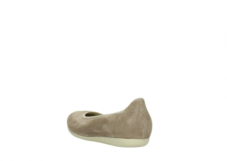 wolky ballerinas 00110 tampa 20150 taupe leder_5
