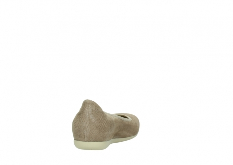 wolky ballerinas 00110 tampa 20150 taupe leder_8