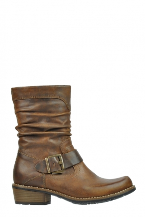 wolky 00567 blanco cw 80430 cognac leather cold winter warm lining