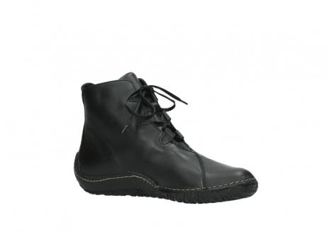 wolky lace up shoes 08330 innocence 50000 black leather_15