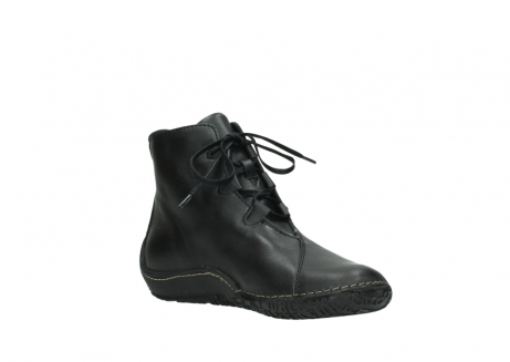 wolky lace up shoes 08330 innocence 50000 black leather_16