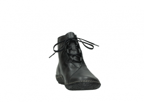 wolky lace up shoes 08330 innocence 50000 black leather_18
