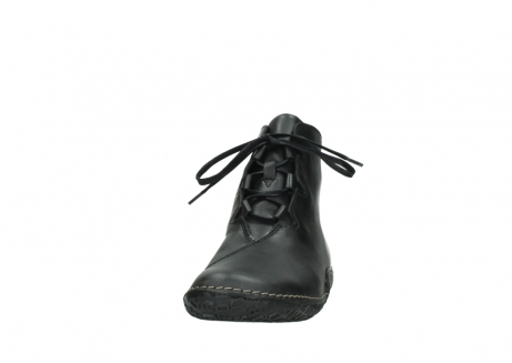 wolky lace up shoes 08330 innocence 50000 black leather_20