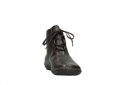 wolky chaussures a lacets 08330 innocence 50300 cuir marron_18
