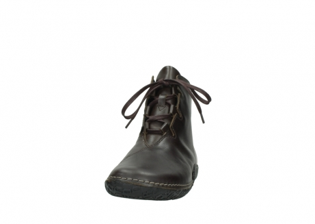 wolky chaussures a lacets 08330 innocence 50300 cuir marron_20