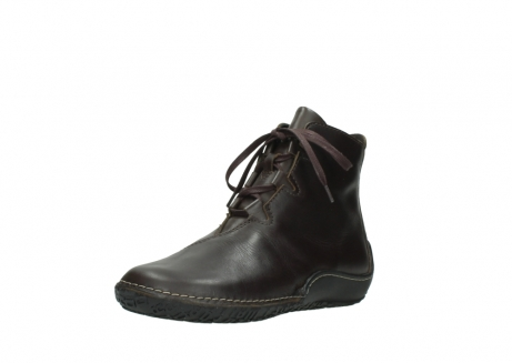 wolky chaussures a lacets 08330 innocence 50300 cuir marron_22