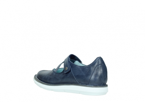 wolky mary janes 08478 limestone 30870 blue leather_4