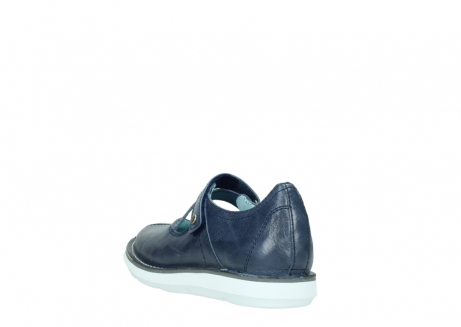 wolky mary janes 08478 limestone 30870 blue leather_5