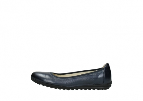 wolky ballet shoes 00125 lausanne 81800 blue metallic leather_1