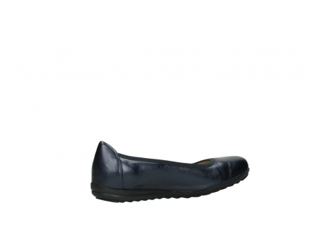 wolky ballet shoes 00125 lausanne 81800 blue metallic leather_11