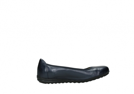 wolky ballet shoes 00125 lausanne 81800 blue metallic leather_12