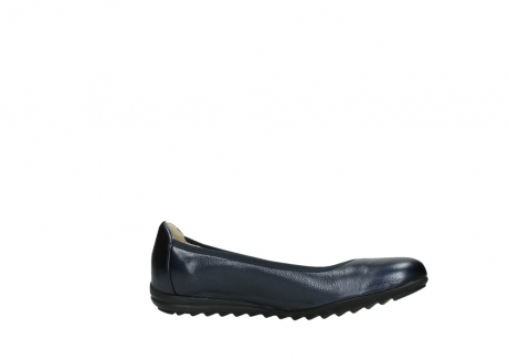 wolky ballet shoes 00125 lausanne 81800 blue metallic leather_14